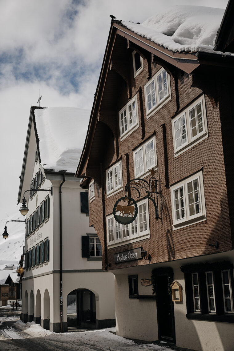 Im Gasthaus Ochsen in Andermatt gibt es feine Käsespezialitäten zum Probieren